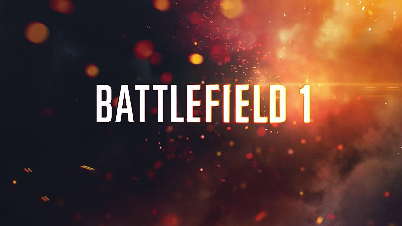 Battlefield 1 (Origin Account)