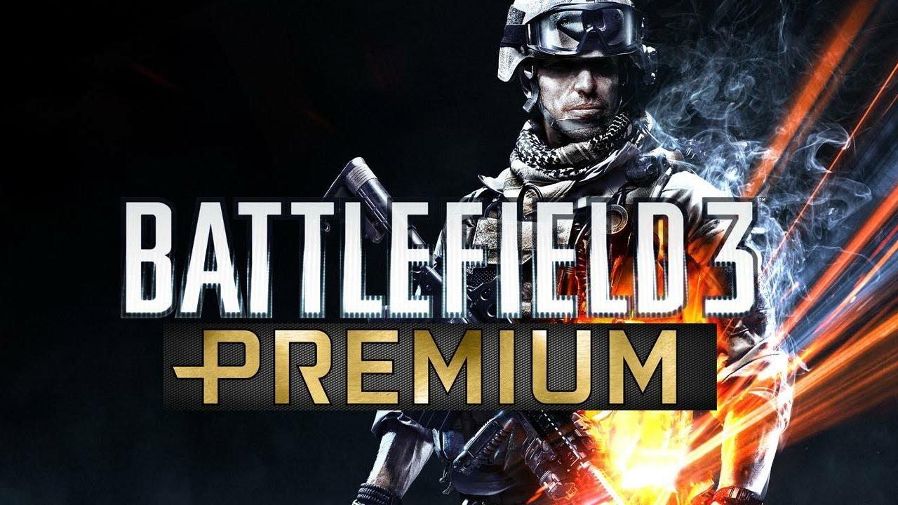 Battlefield 3 Premium (Origin Acc)