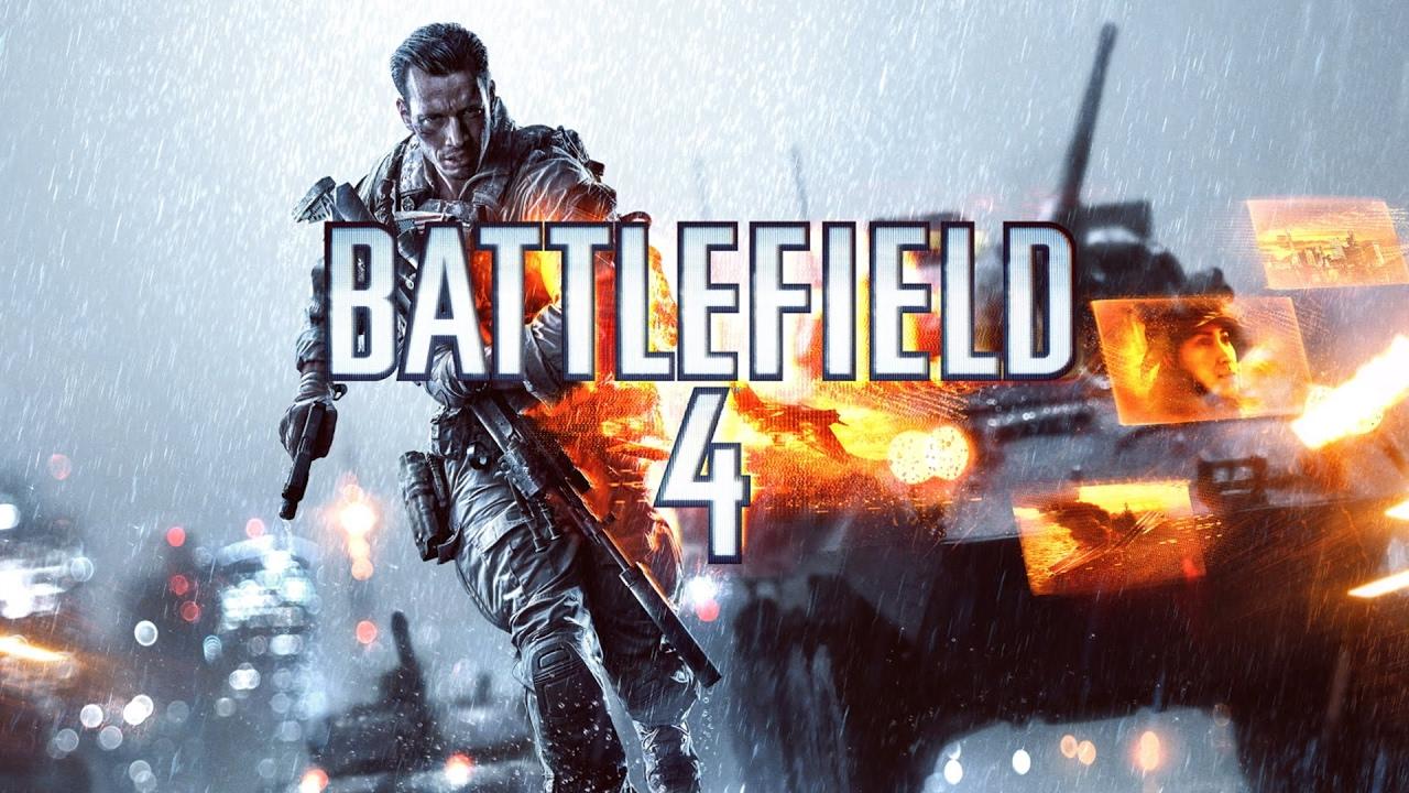 Battlefield 4 (Origin Account)