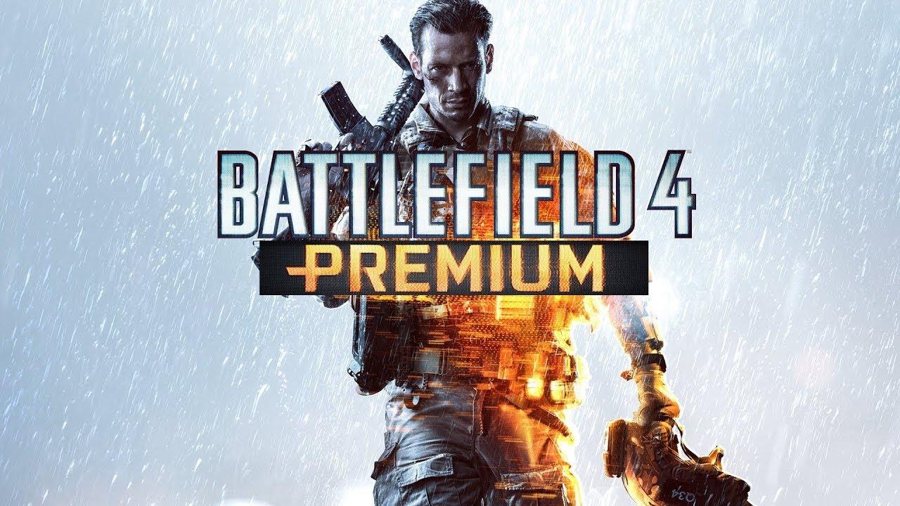 Battlefield 4 Premium (Origin Acc)