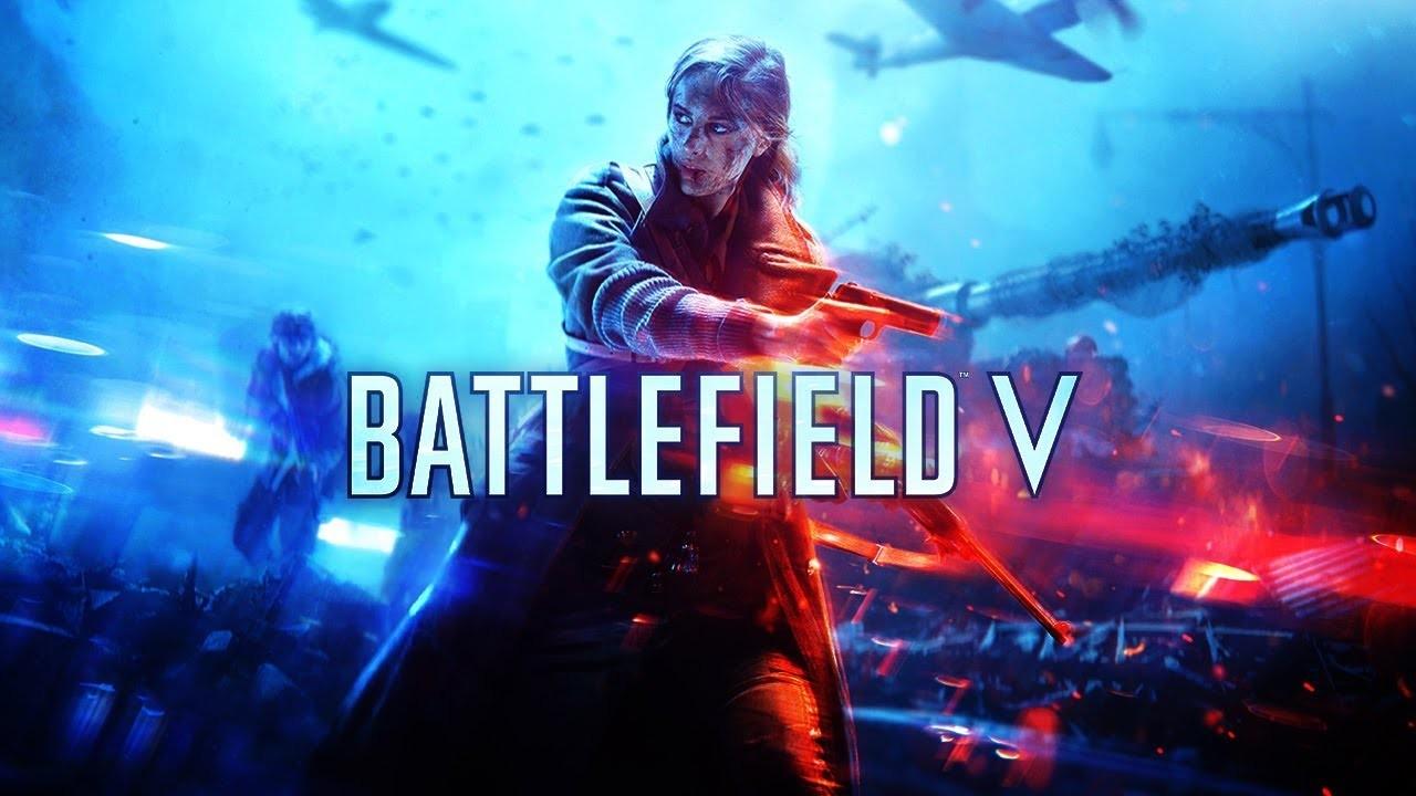Battlefield V (Origin Account)
