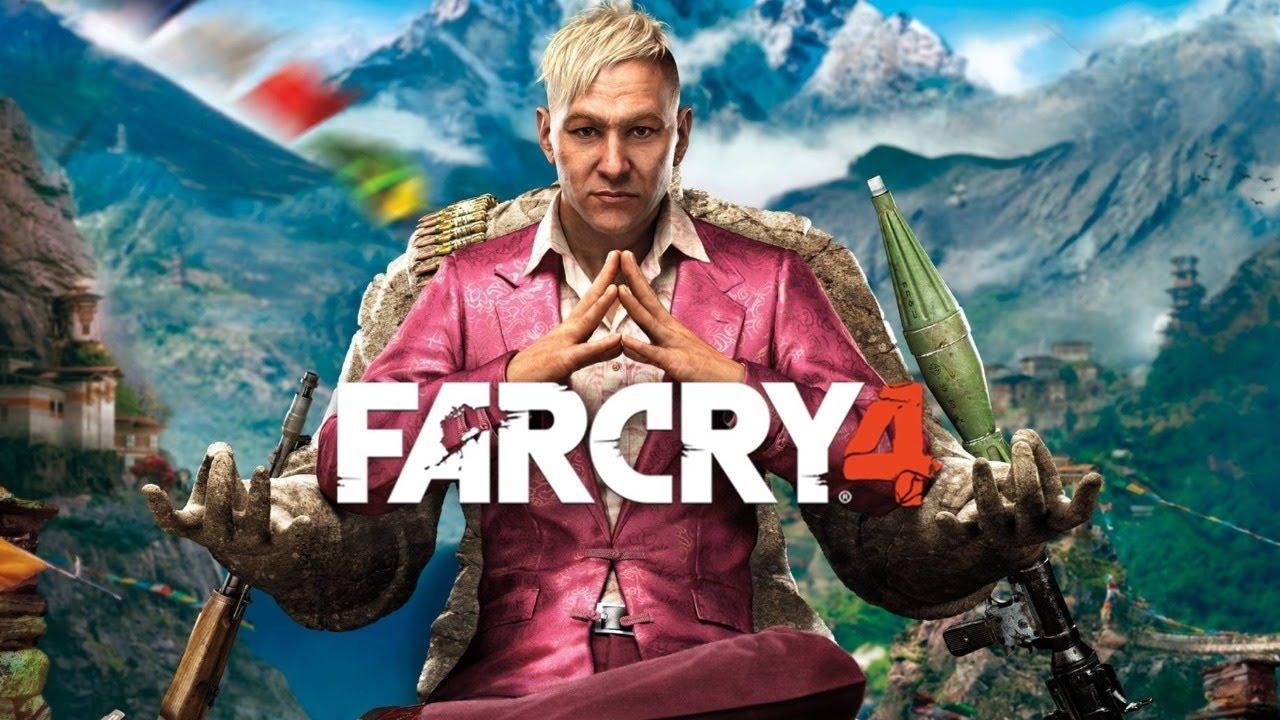 Far-Cry 4 (Uplay Account)
