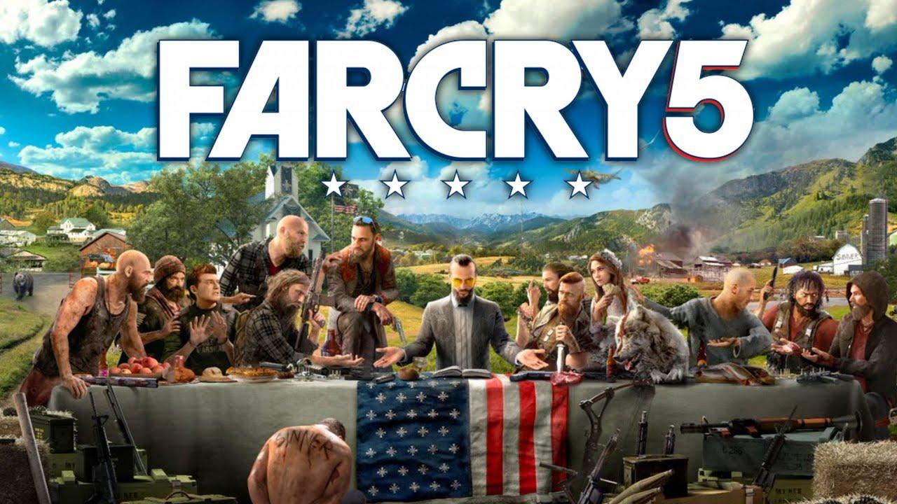 Far-Cry 5 (Uplay Account)
